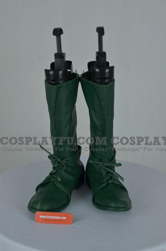 JoJo's Bizarre Adventure Caesar Anthonio Zeppeli Zapatos (B518)