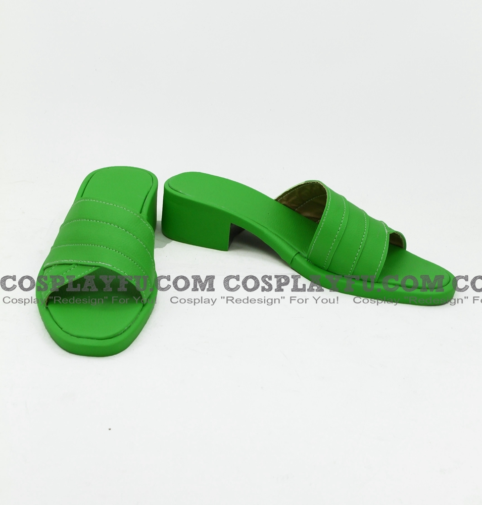 Cagalli Shoes (2552) from Gundam Seed
