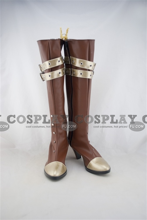 League of Legends Caitlyn Shérif de Piltover chaussures (C529)