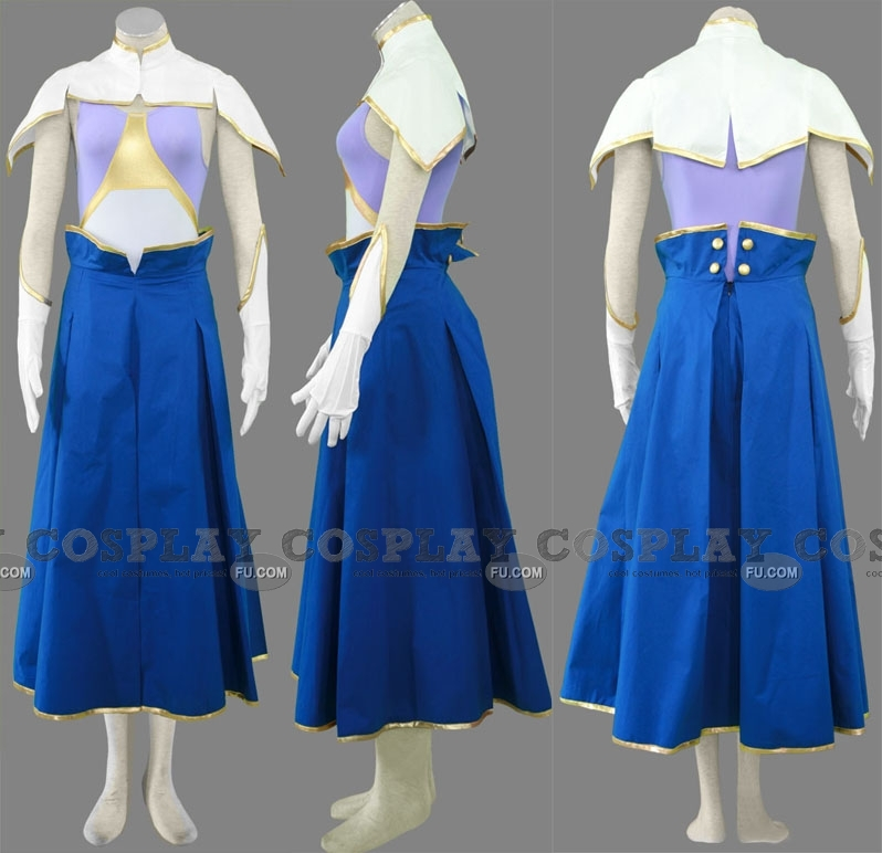 Campbell Cosplay Costume (2-256) from Mobile Suit Gundam SEED