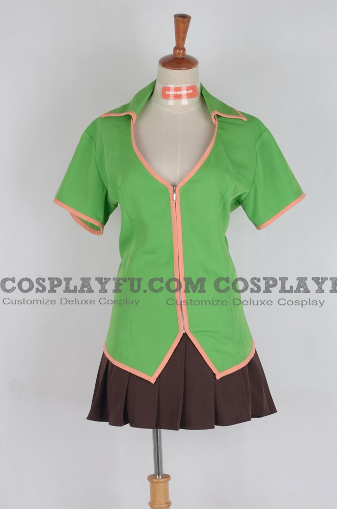 Cana Cosplay Costume from Fairy Tail