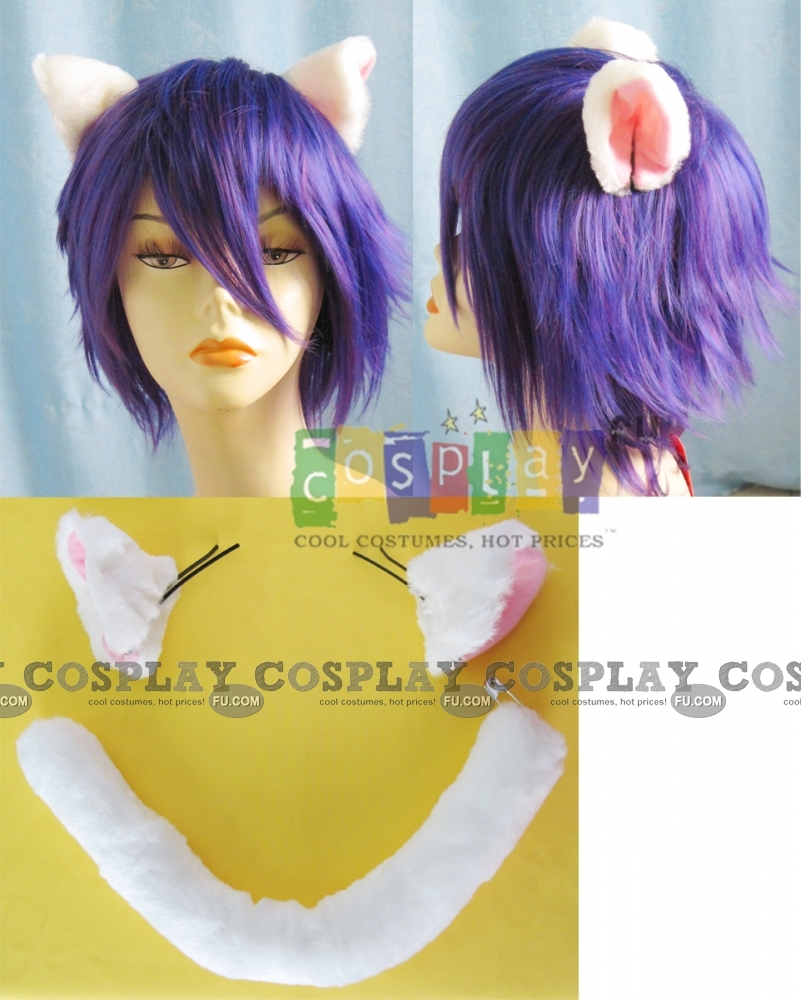 Cat Ears Tail from Loveless