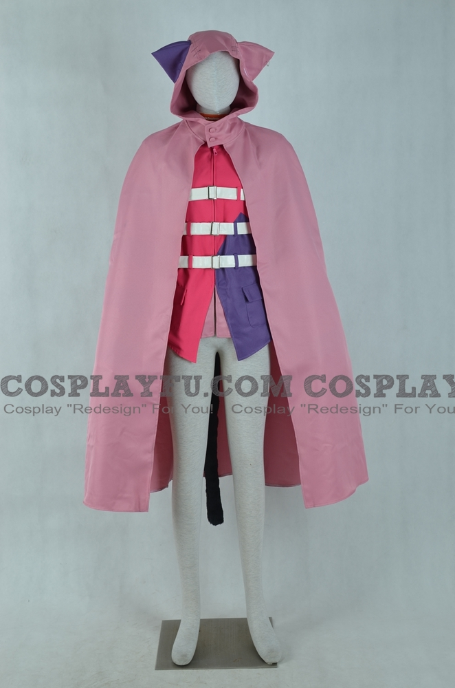 Cheshire Cat Cosplay Costume from Alice Mare