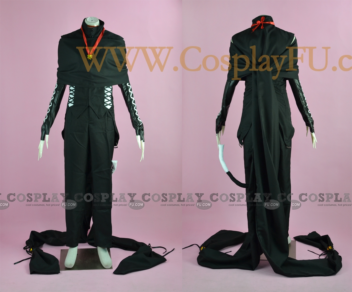 Cheshire Cosplay Costume from Pandora Hearts