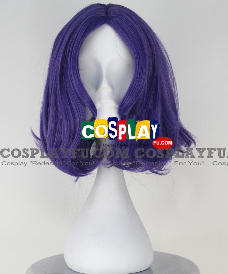 Chess Wig from Seraph of the End