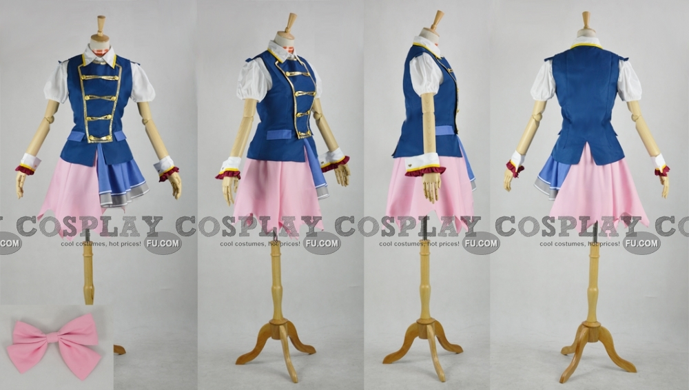 Chieri Cosplay Costume (2nd) from AKB0048