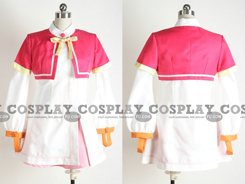 Chieri Cosplay Costume (Pink) from AKB0048