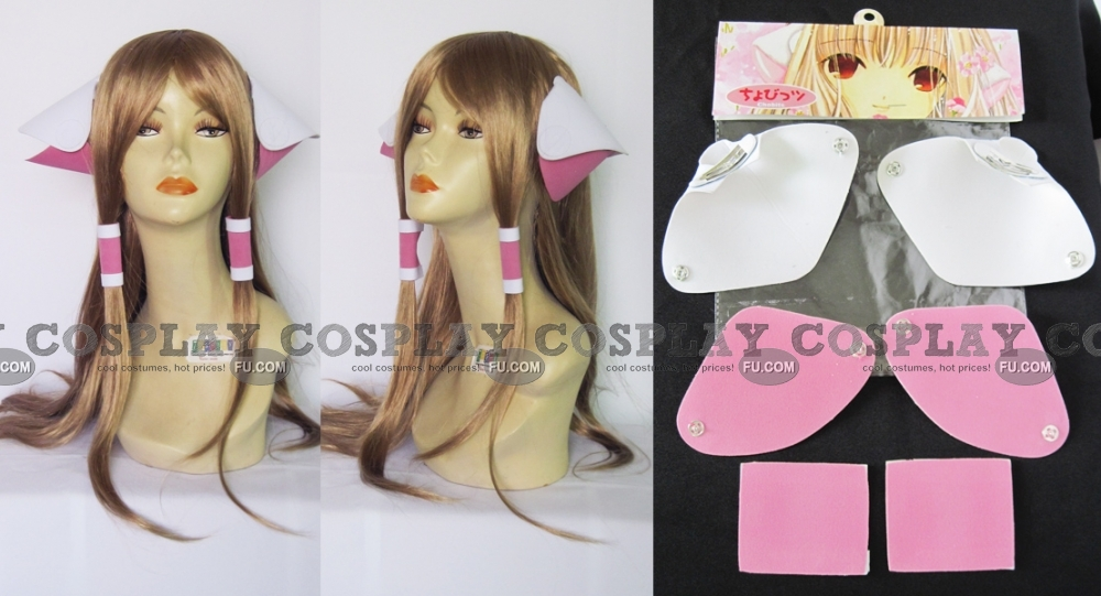 Chii Ears from Chobits