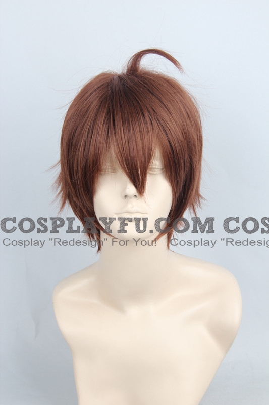 Child Emperor Wig from One Punch Man