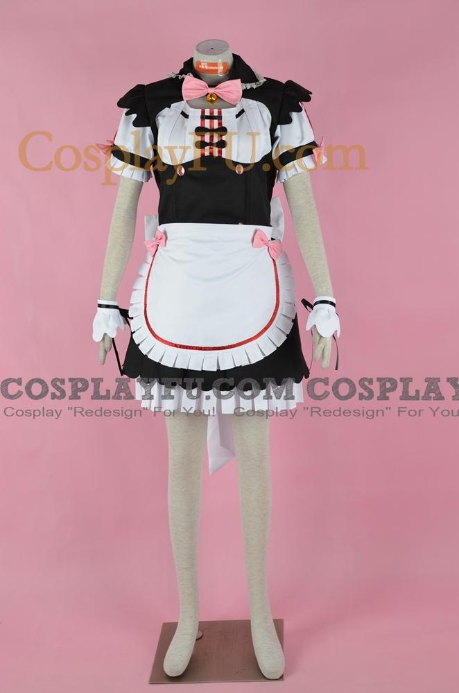 Chocola Cosplay Costume from Nekopara