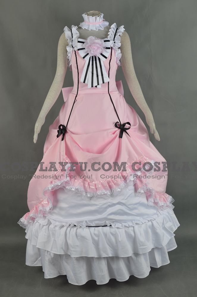 Ciel Cosplay Costume (Dress) from Kuroshitsuji