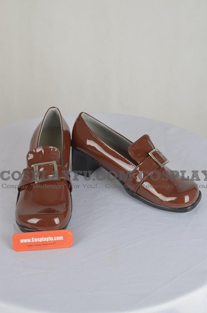 Black Butler Ciel Phantomhive Zapatos (A534)