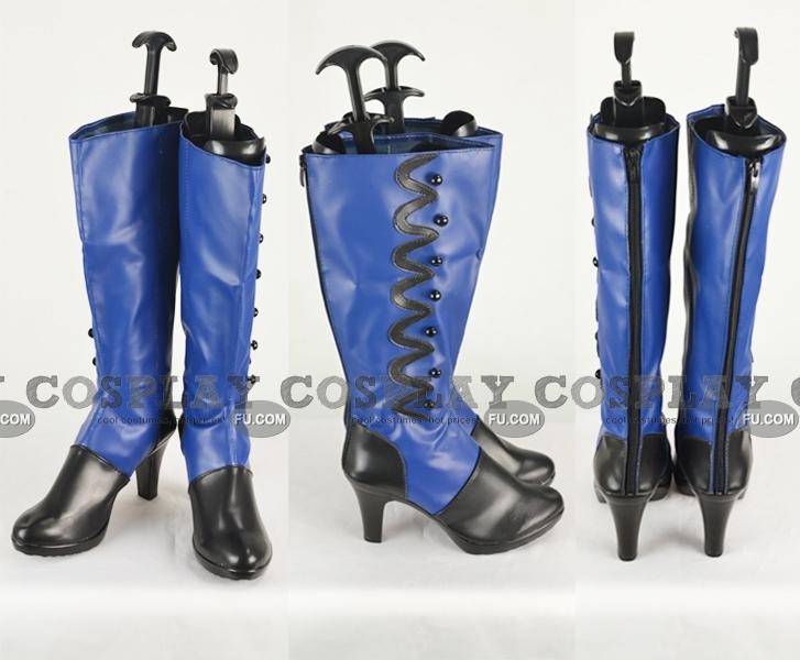 Ciel Shoes (Blue A506) from Kuroshitsuji