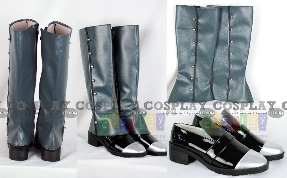 Ciel Shoes (2nd) from Kuroshitsuji