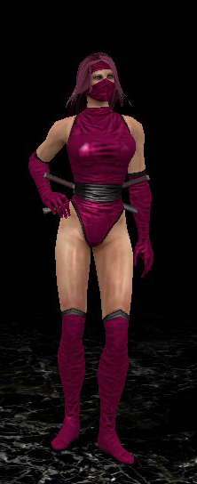 Classic Skarlet from Mortal Kombat