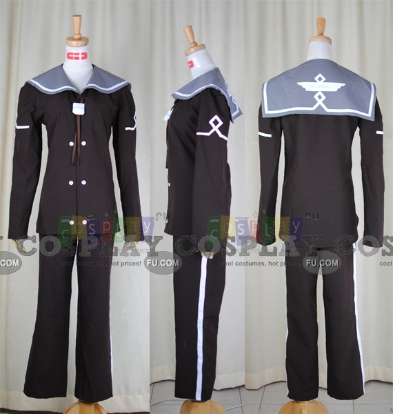 Claus Cosplay Costume from Last Exile