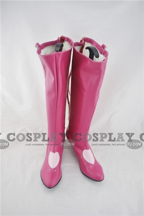 Macross Frontier Sheryl Nome chaussures (C410)