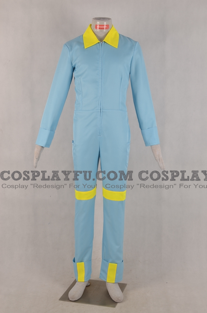 Clemont Cosplay Costume from Pokemon