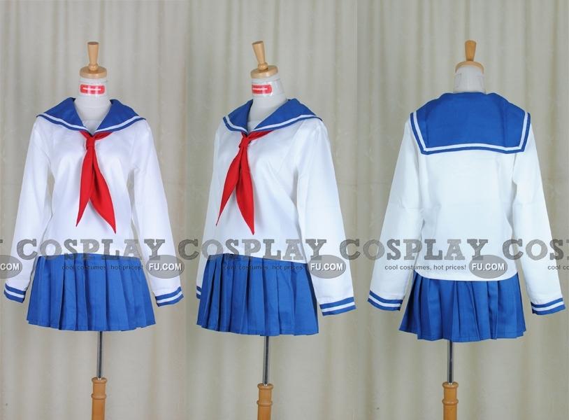 Akira Cosplay Costume from Aoi Hana