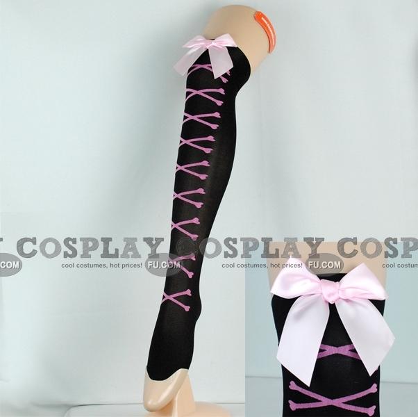 Costume Stockings (Black 02)