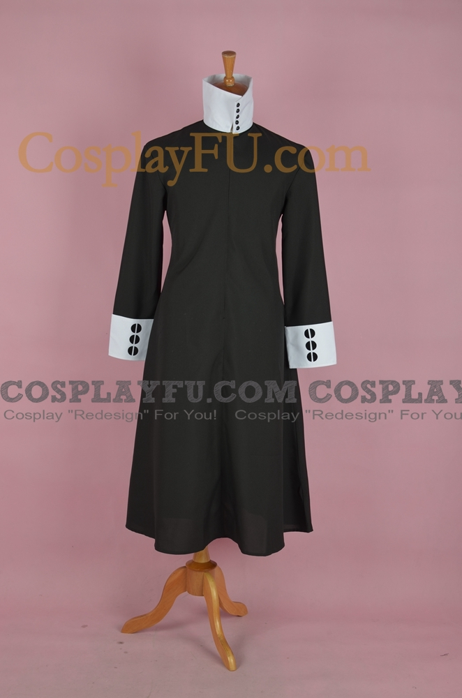 Crona Cosplay Costume from Soul Eater