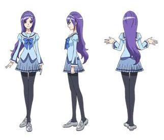 Cure Berry Cosplay Costume (Uniform) from Fresh Pretty Cure