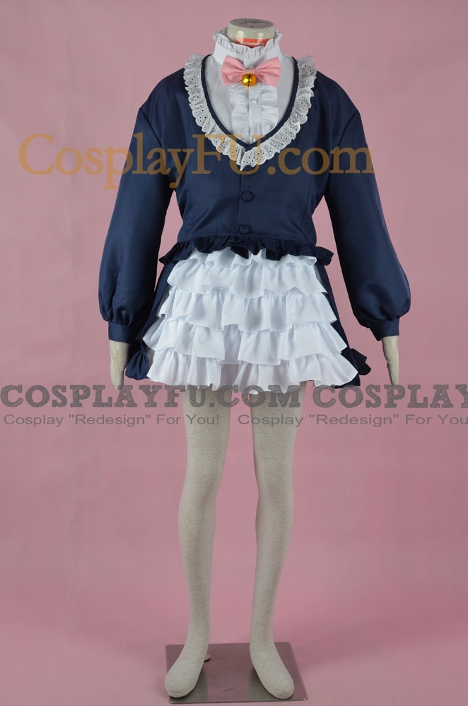 Cyan Cosplay Costume (Plasmagica) from Show by Rock!!