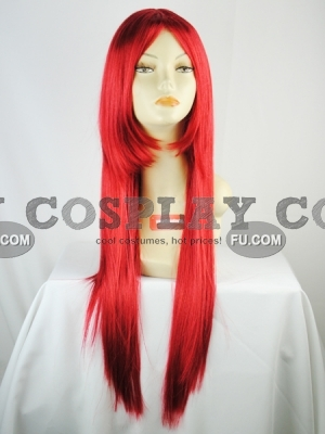 Long Wig (Red,Straight,Kimberly CF08)
