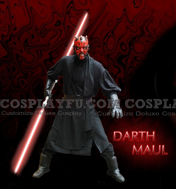 Darth Cosplay Costume from Star Wars