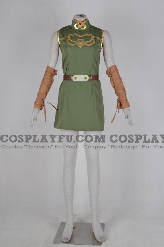 Deedlit Cosplay Costume from Record of Lodoss War