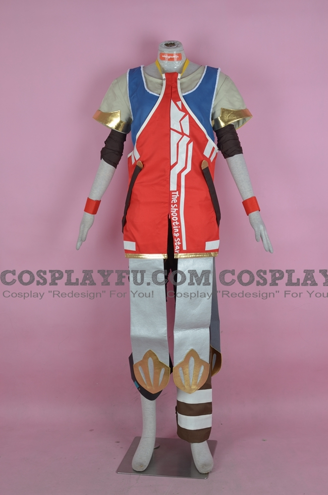Delta Cosplay Costume from Ar nosurge