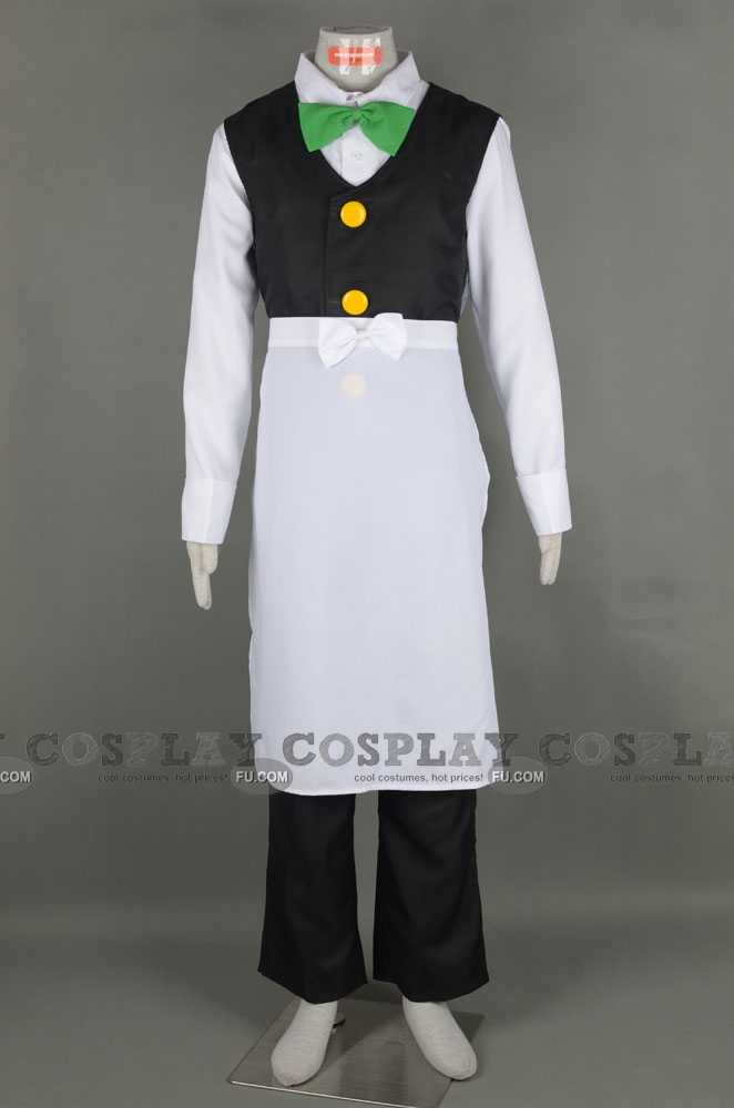 Dent Cosplay Costume from Pokemon