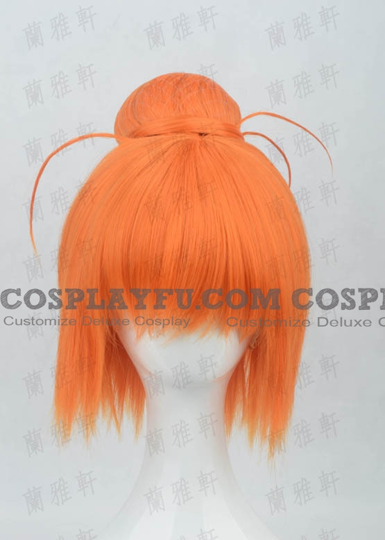 Cure Sunny Wig from Smile PreCure