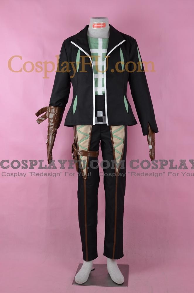 Dezel Cosplay Costume from Tales of Zestiria