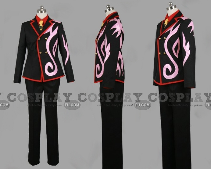 Dist Cosplay Costume from Tales of the Abyss