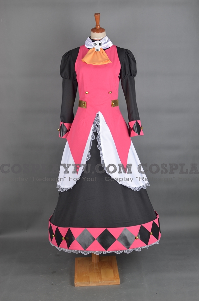 Dolce Cosplay Costume from Rune Factory 4