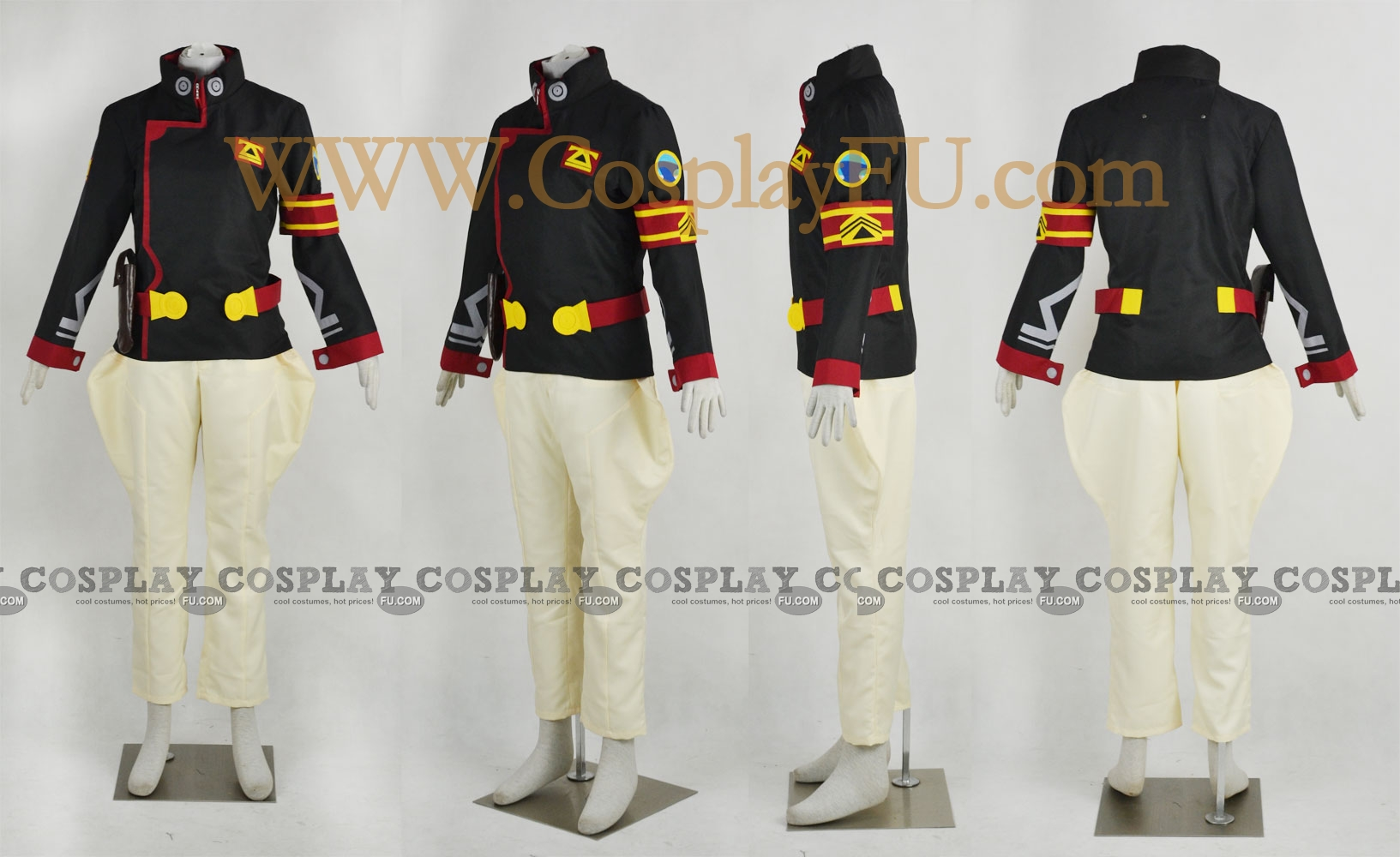Dominic Cosplay Costume from Eureka Seven