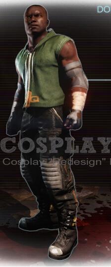 Donovan Neal Cosplay Costume from Killing Floor 2