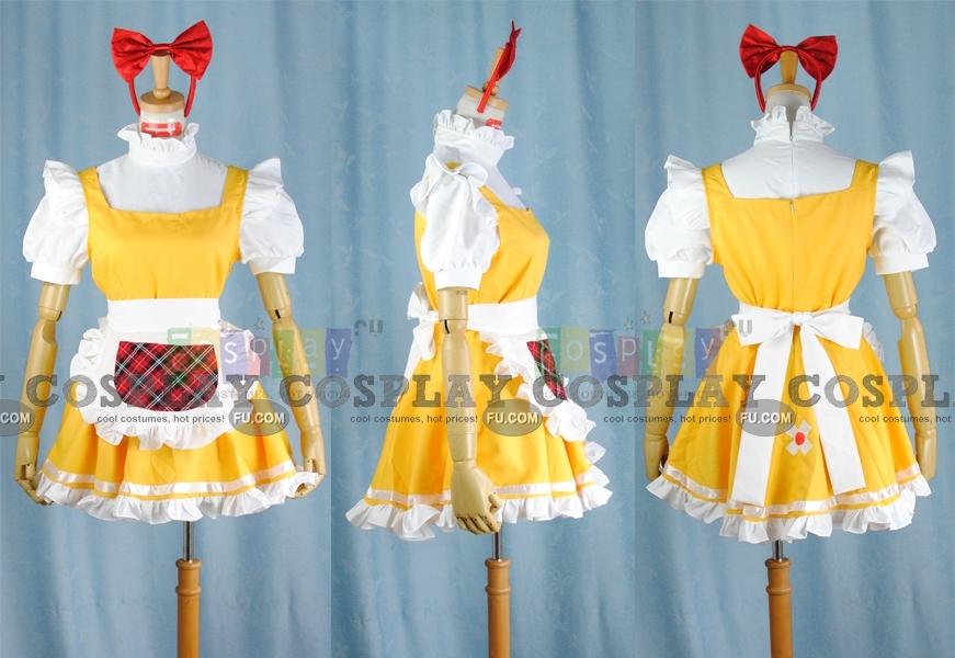Dorami Cosplay Costume (Lolita) from Doraemon