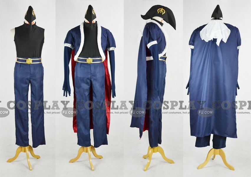 Drake Cosplay Costume from One Piece
