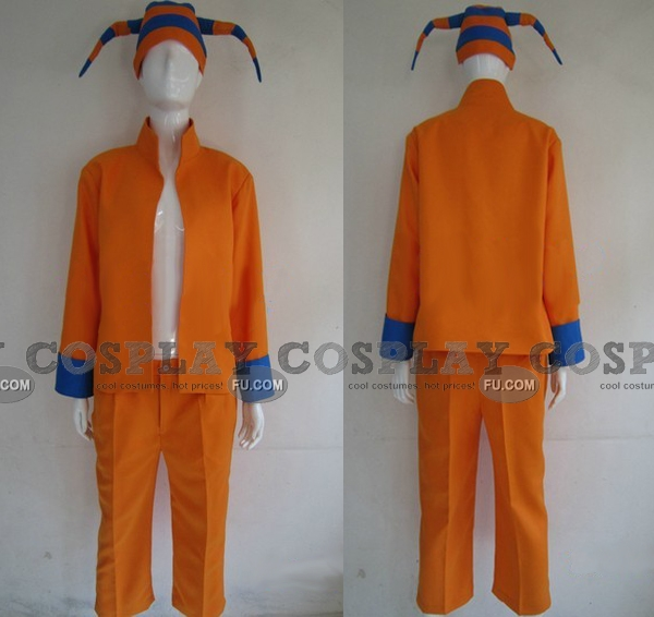 Dreyar Cosplay Costume from Fairy Tail