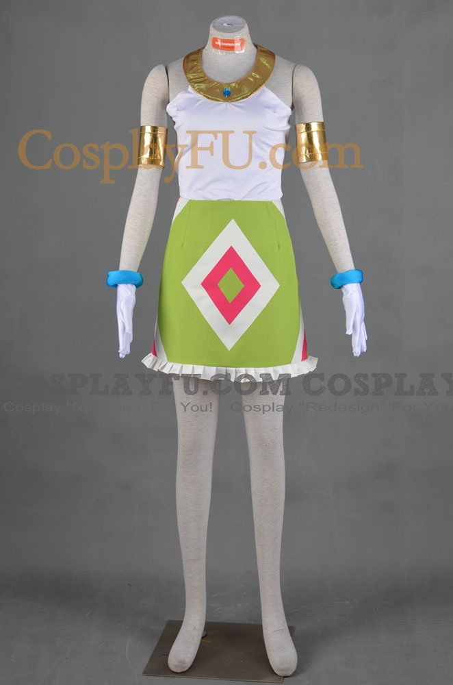 Echidna Cosplay Costume from Sonic