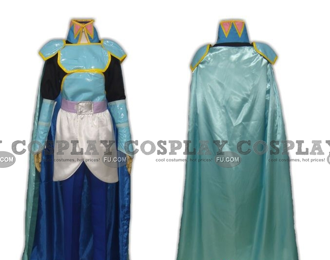 Figaro Cosplay Costume from Final Fantasy