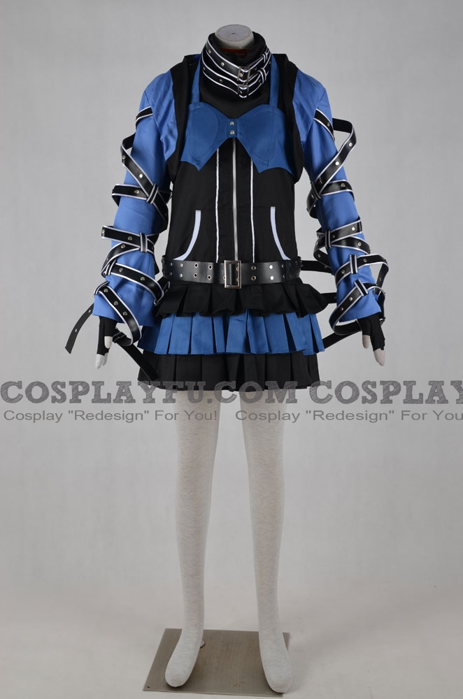 Fairy Fencer F Effole Costume