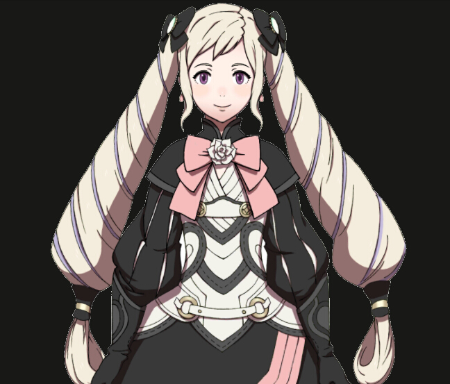 Elise Cosplay Costume from Fire Emblem Fates