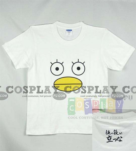 Elizabeth T Shirt (White 01) from Gin Tama
