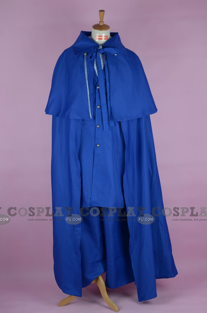 Elliot Cosplay Costume (Sablier Outfit) from Pandora Hearts