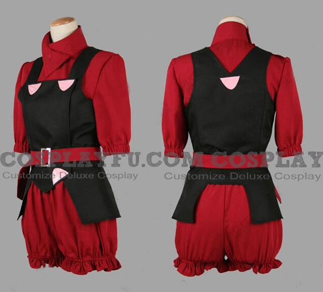 Elpeo Cosplay Costume from Mobile Suit Gundam ZZ