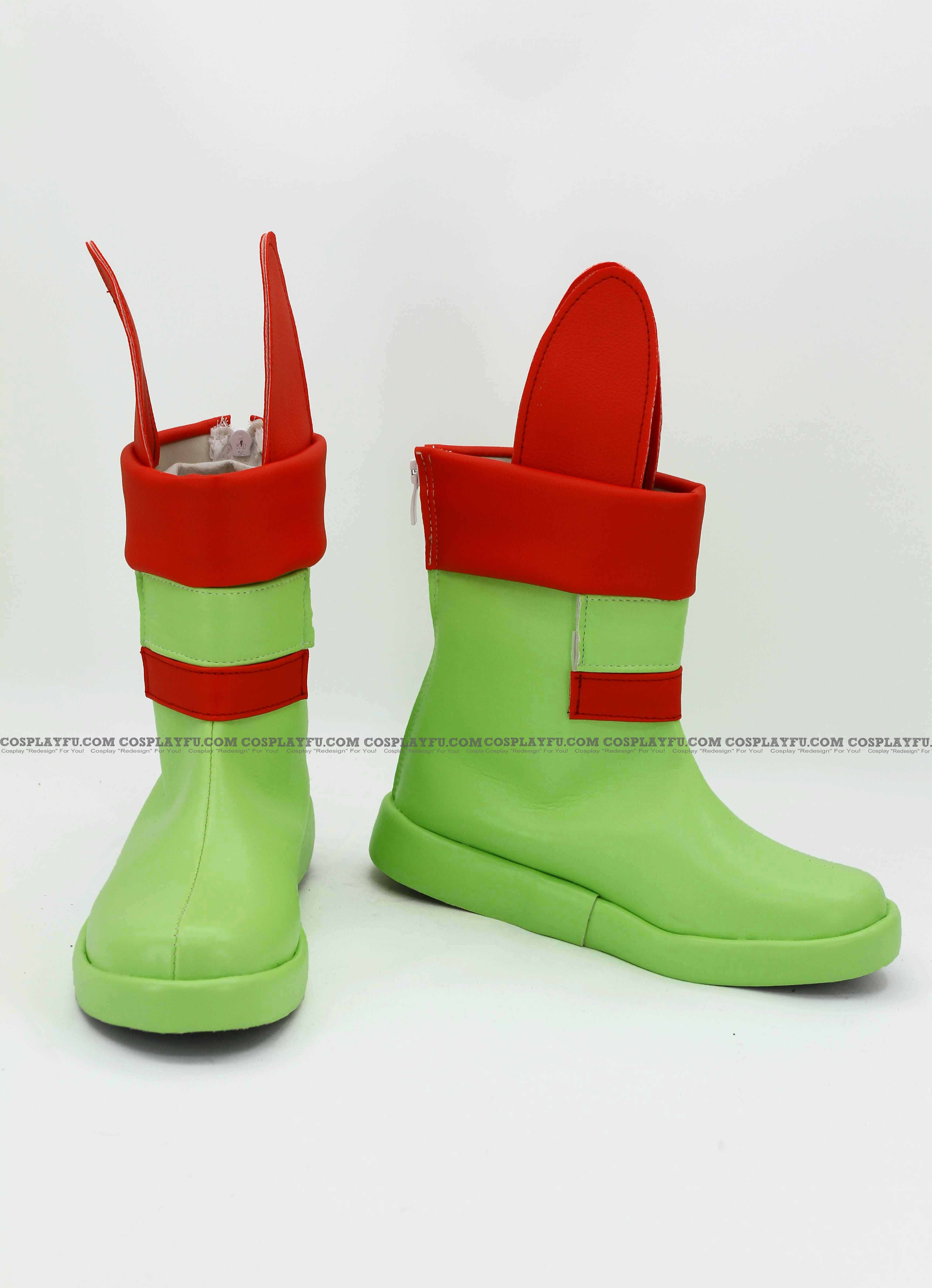 Elpeo Shoes from Mobile Suit Gundam ZZ