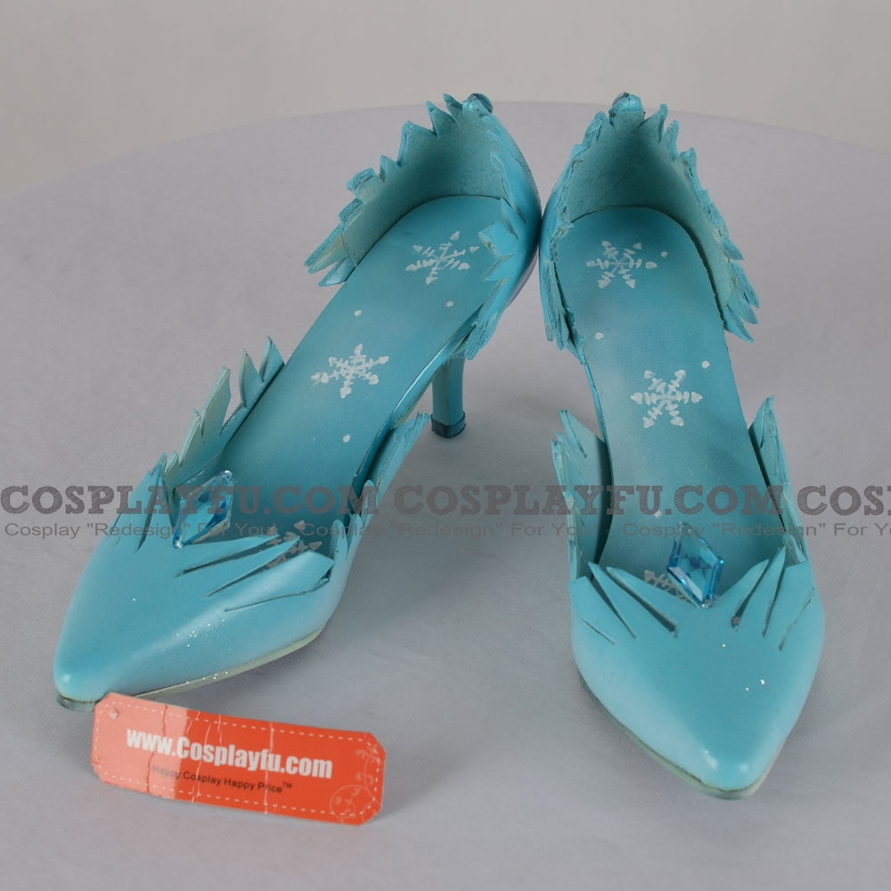 Elsa Shoes (Light Blue) from Frozen
